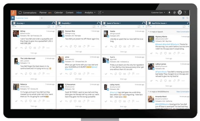 social media analytics tools - Netbase Enterprise