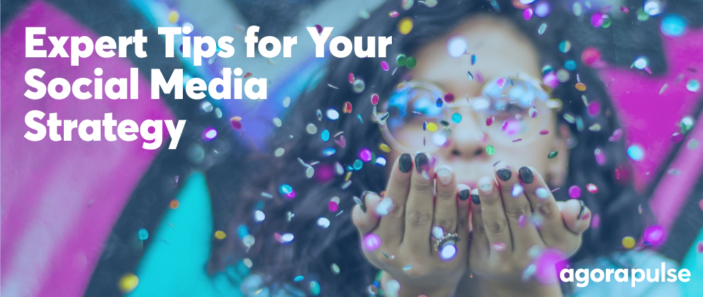 tips for a social media strategy that rocks article