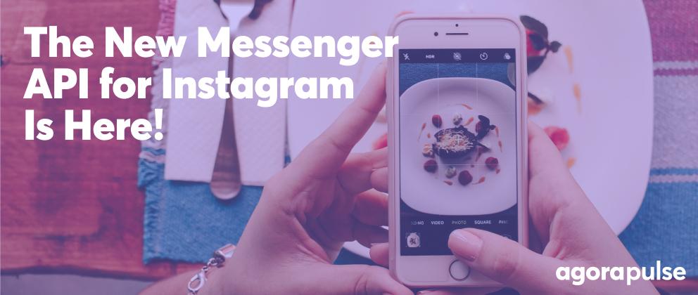 the new messenger api for instagram is here header image