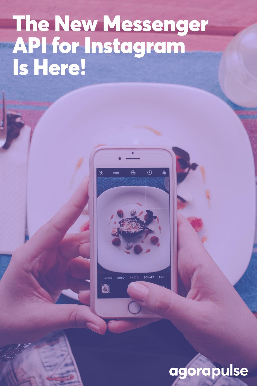 The New Messenger API for Instagram Is Here!