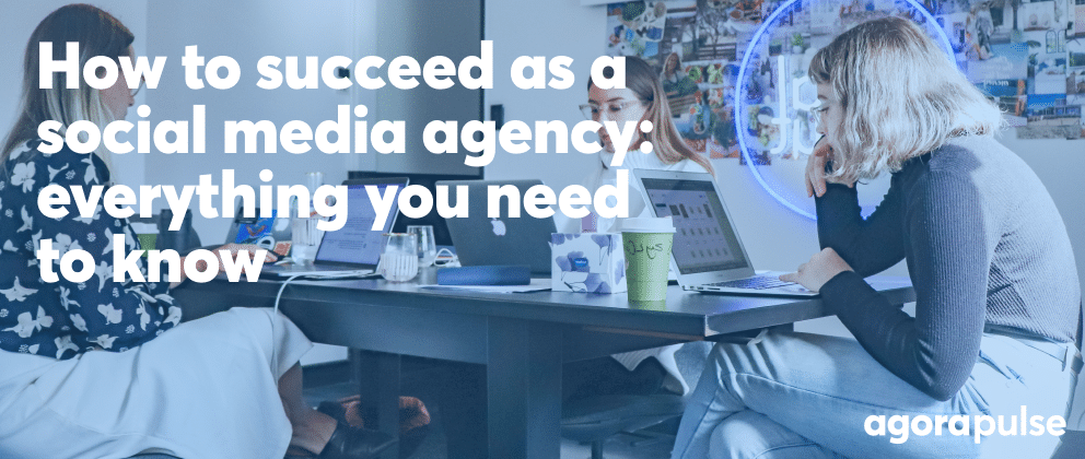 screenshot of everything you need to succeed as an agency