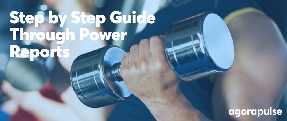 step by step guide to power reports