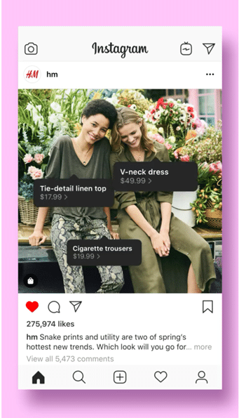 fashion for your instagram strategy