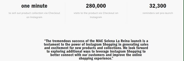 screenshot for instagram marketing strategy