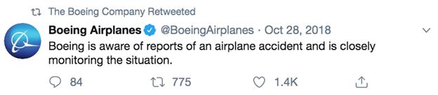 boeing airplane crisis