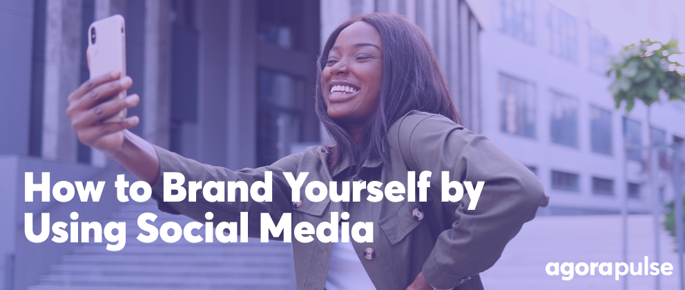 brand yourself via social media
