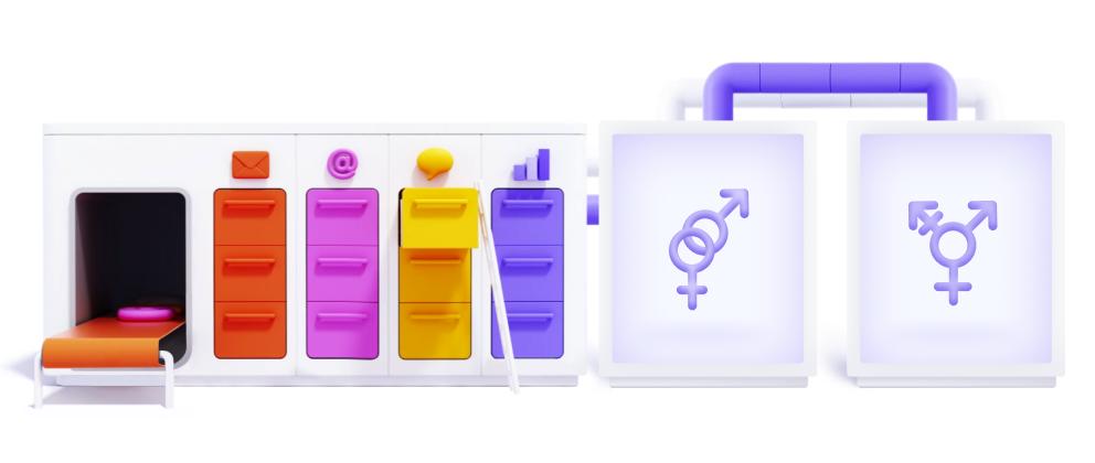 Gendern Social Media Lab