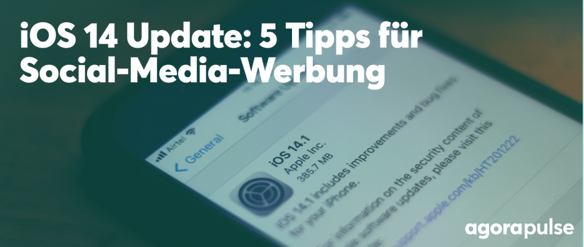 Tipps Social-Media-Werbung