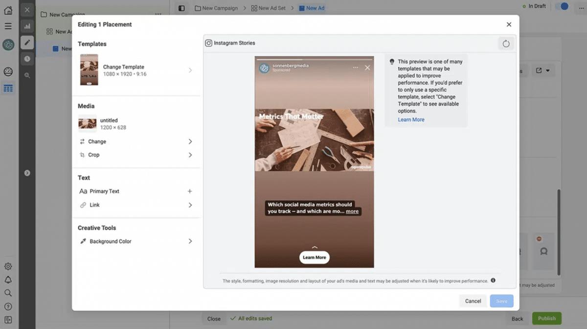 Geld verdienen mit Instagram Ads