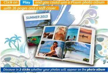 Facebook Instant Win picture example
