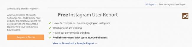 Instagram Analyzer