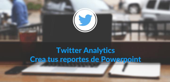 ES-twitter analytics reportes
