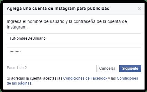 reclamar cuenta de instagram en business manager
