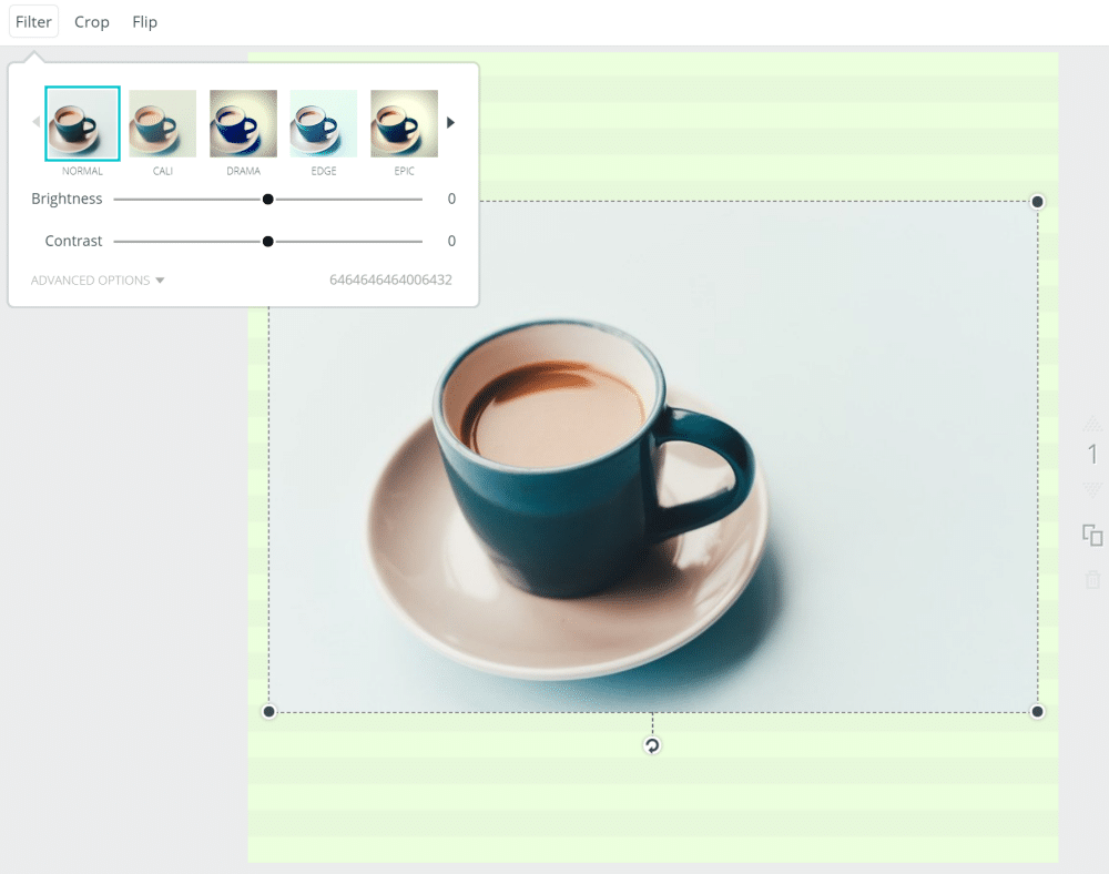 photo filters canva