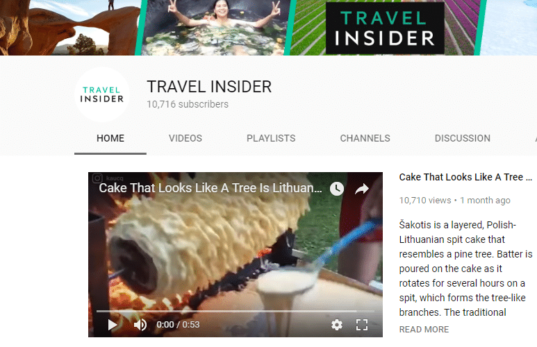 YouTube Community Building-- bite sized videos