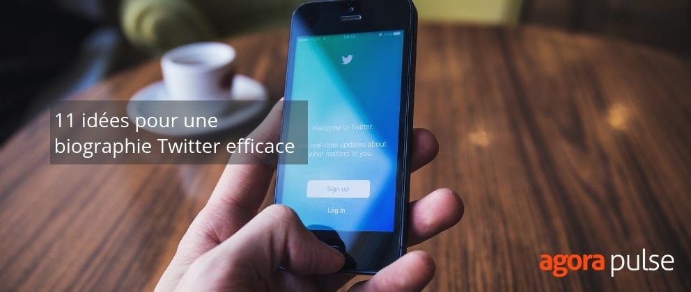 bio twitter