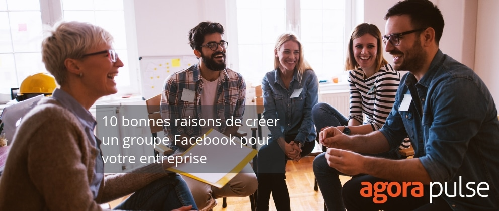 groupe facebook business