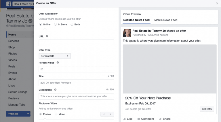 11.Create-an-offer-in-the-new-Facebook-post-types-768x423
