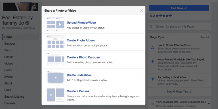 2.Facebook-Options-for-Share-a-Photo-or-Video-on-Facebook-768x384