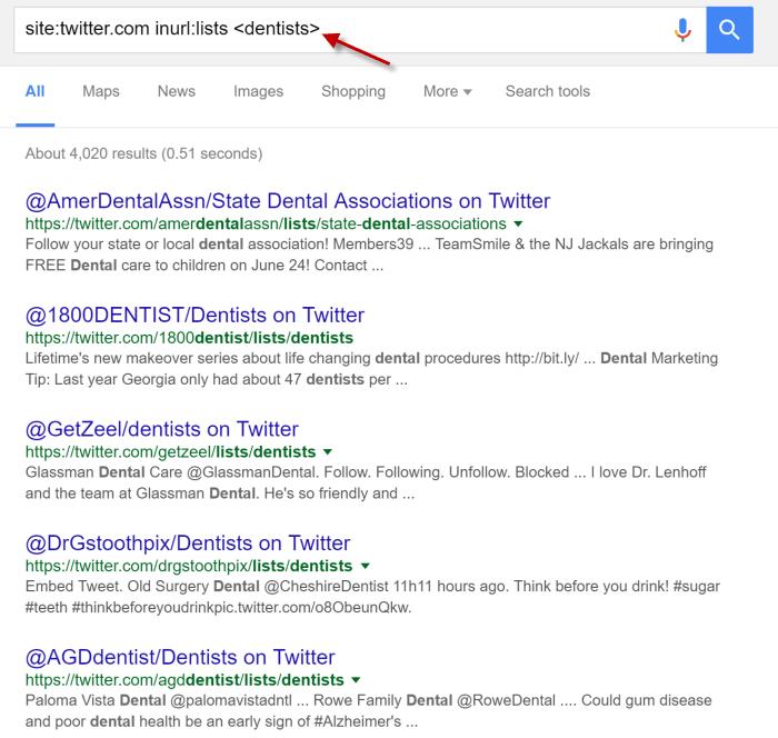 3. twitter-list-search-google