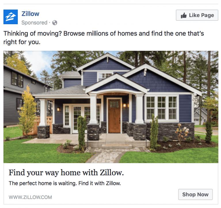 3.post facebook zillow