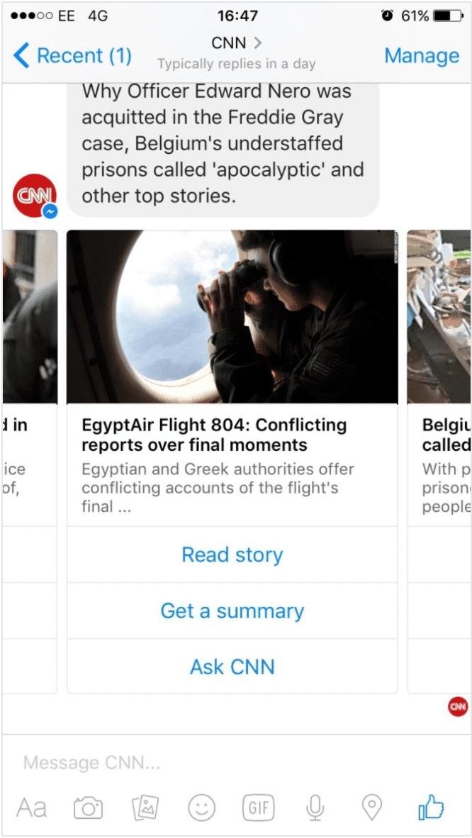 CNN-Facebook-Messenger-for-business