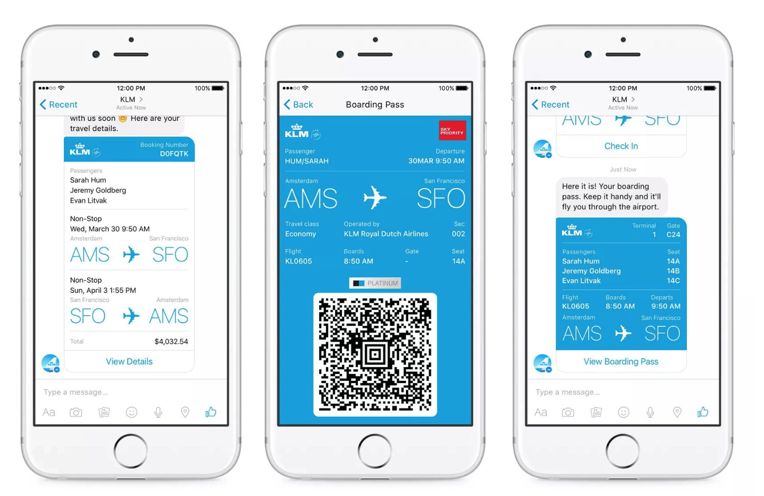 KLM-Facebook-Messenger-for-business