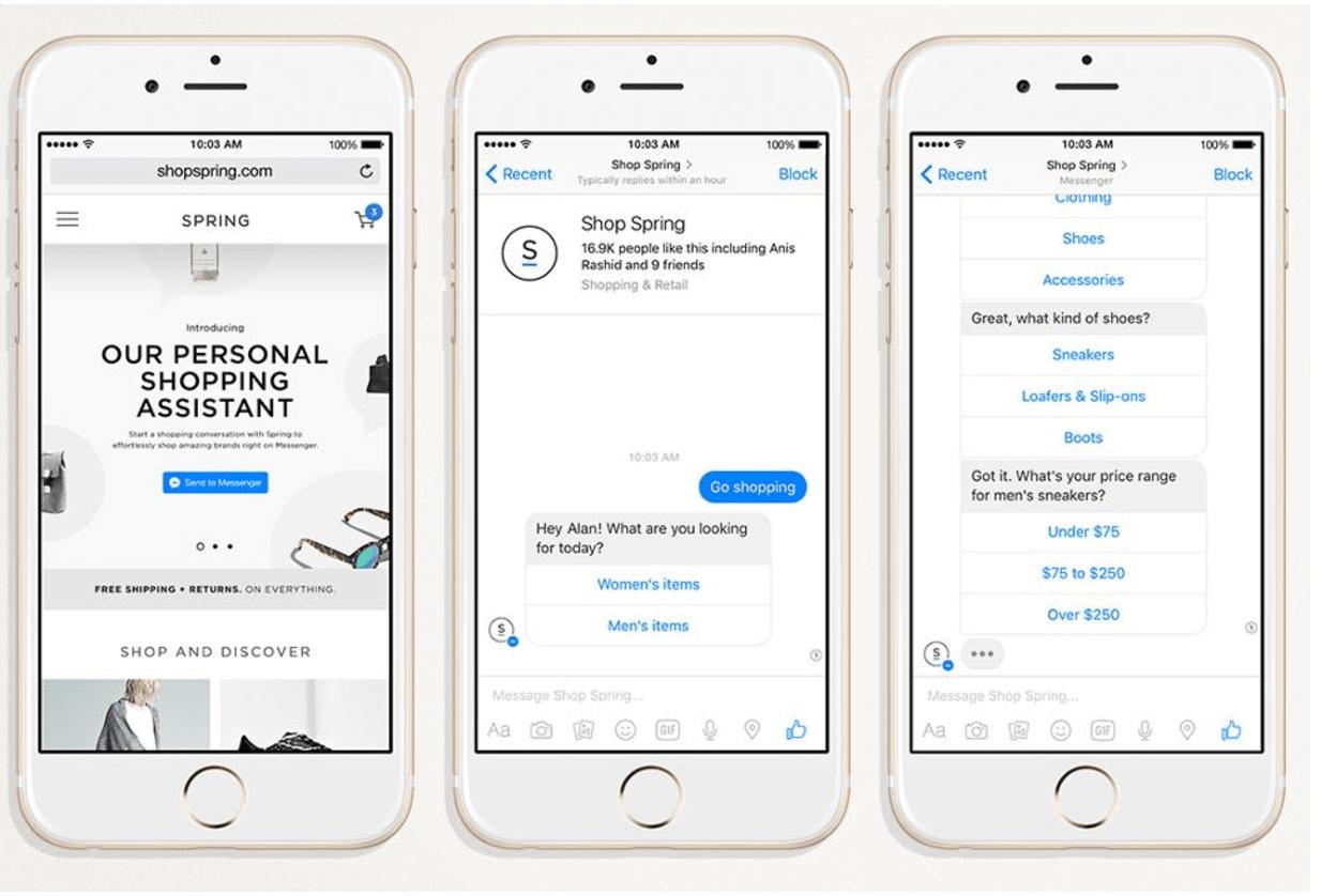 Spring-Facebook-Messenger-for-business