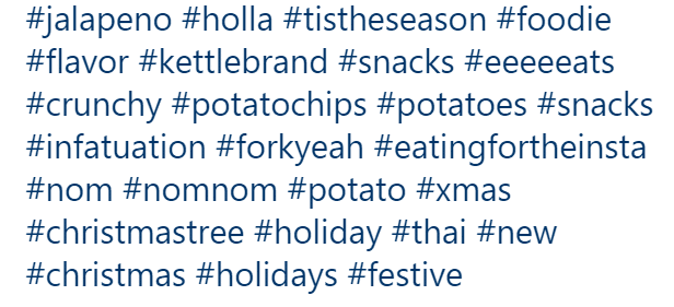 good instagram hashtags