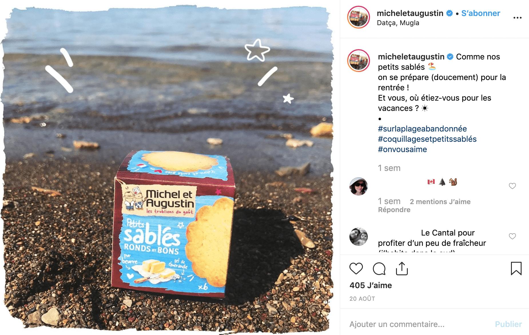 michel et augustin instagram