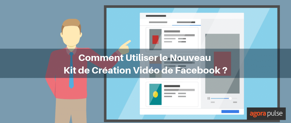 Kit de creation video facebook