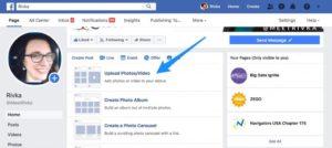 Etape 2 pour ajouter des sous-titres aux vidéos Facebook