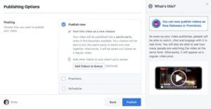 Etape 7 pour ajouter des sous-titres aux vidéos Facebook