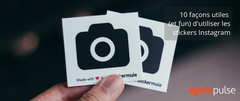 stickers instagram