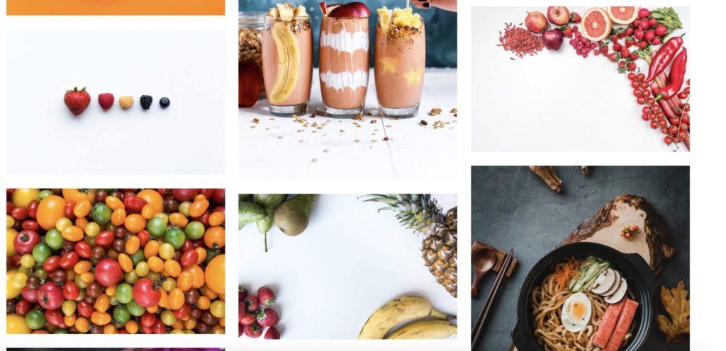 foodiesfeed : le site images libres de droits pour la food