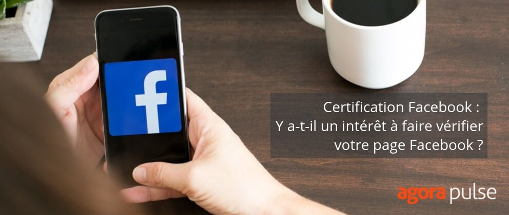 certification page facebook