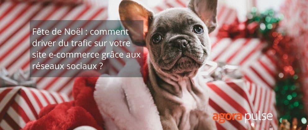 cover article fête de Noël