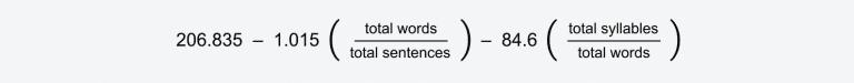 avec la formule de Flesch-Kincaid, optimisez votre contenu