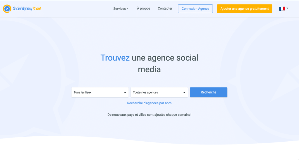 social agency scout : trouver des clients agence social media