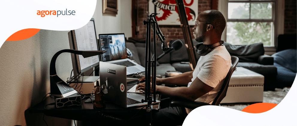 le podcast pour nourrir sa stratégie social media