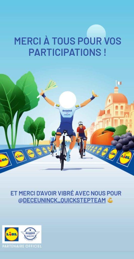 jeu concours Lidl France