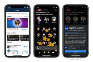 Live Audio Rooms Facebook Audio nouveauté