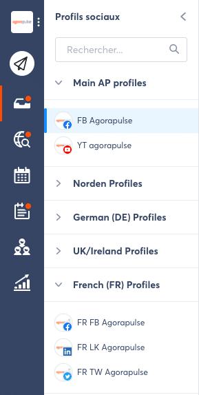 gestion page facebook