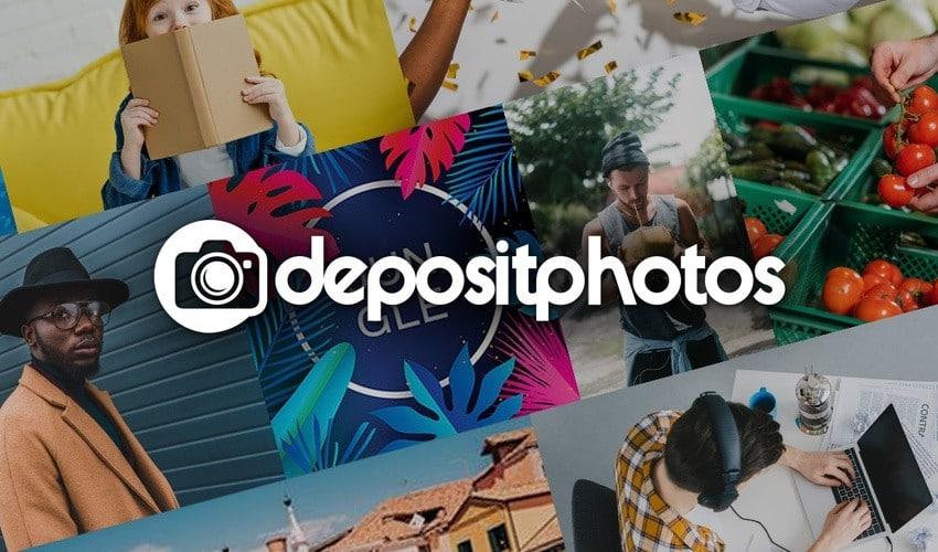 présentation DepositPhotos