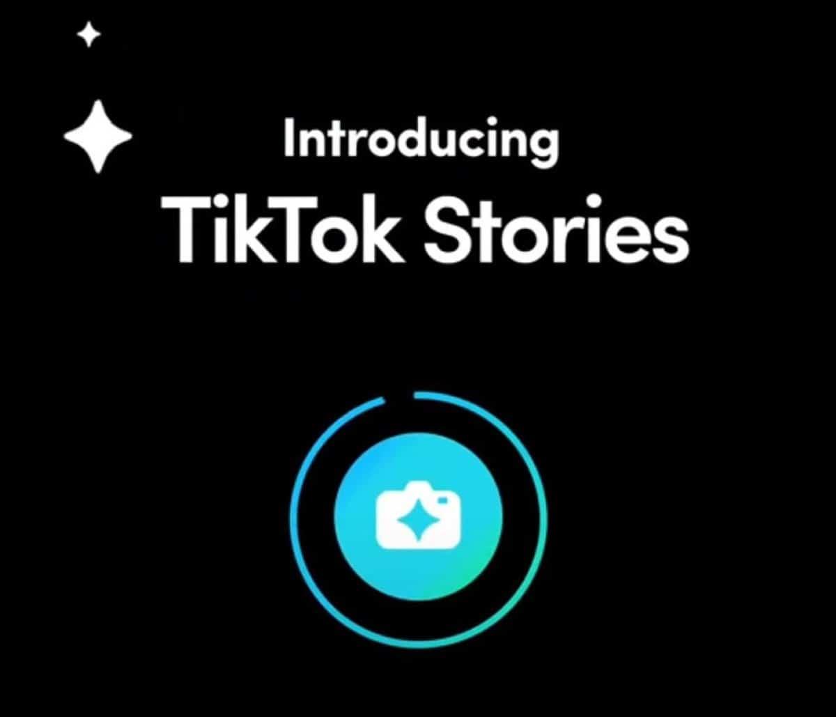 tiktok teste les stories son sur app