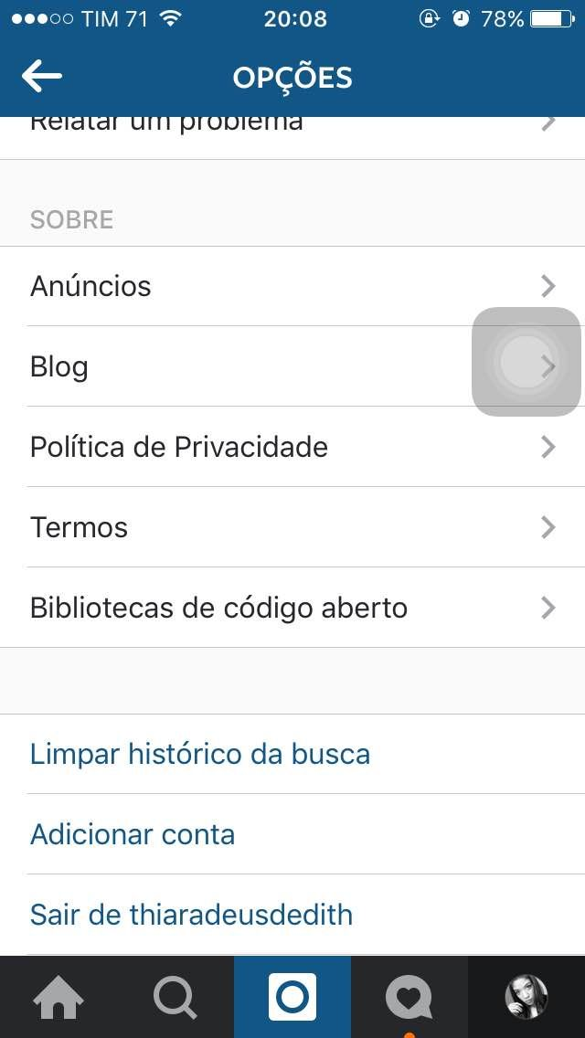Configuracoes-instagram