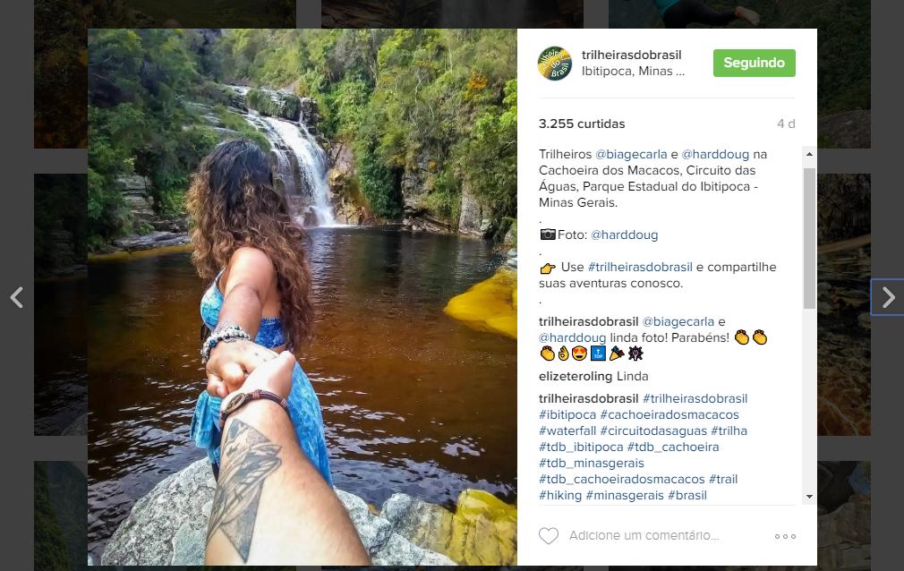 Trilheiras do Brasil