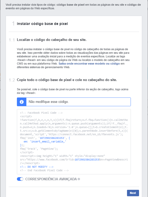 novo-pixel-de-conversao-do-facebook 4