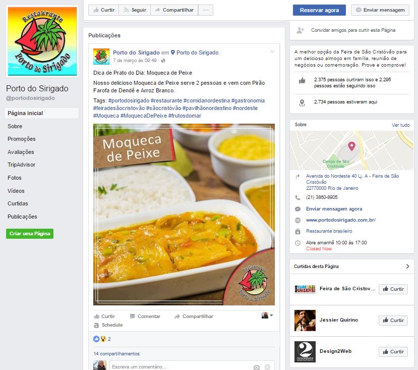 alcance-organico-facebook Porto do Sirigado