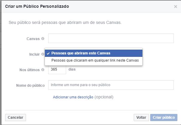 Crie um público personalizado com o engajamento de suas páginas do Facebook (6)